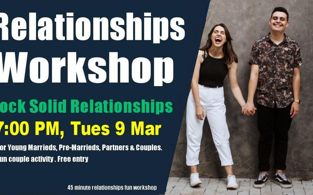 Couples Workshop